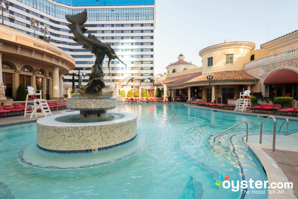Peppermill Resort Spa Review