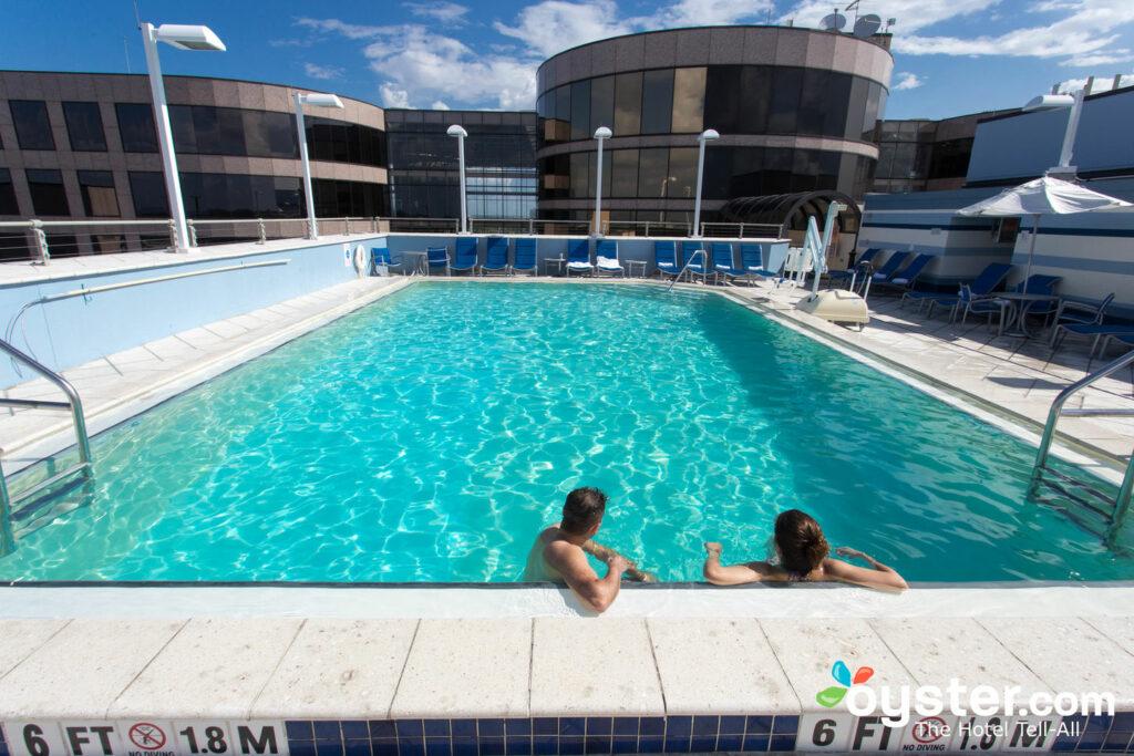 The Westshore Grand A Tribute Portfolio Hotel Tampa The Pool At The The Westshore Grand A Tribute Portfolio Hotel Tampa Oyster Com Hotel Photos
