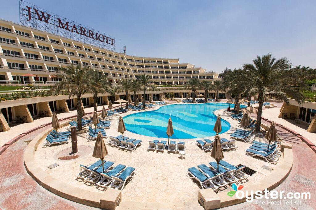 JW Marriott Hotel Cairo Detailed Review, Photos & Rates (2019