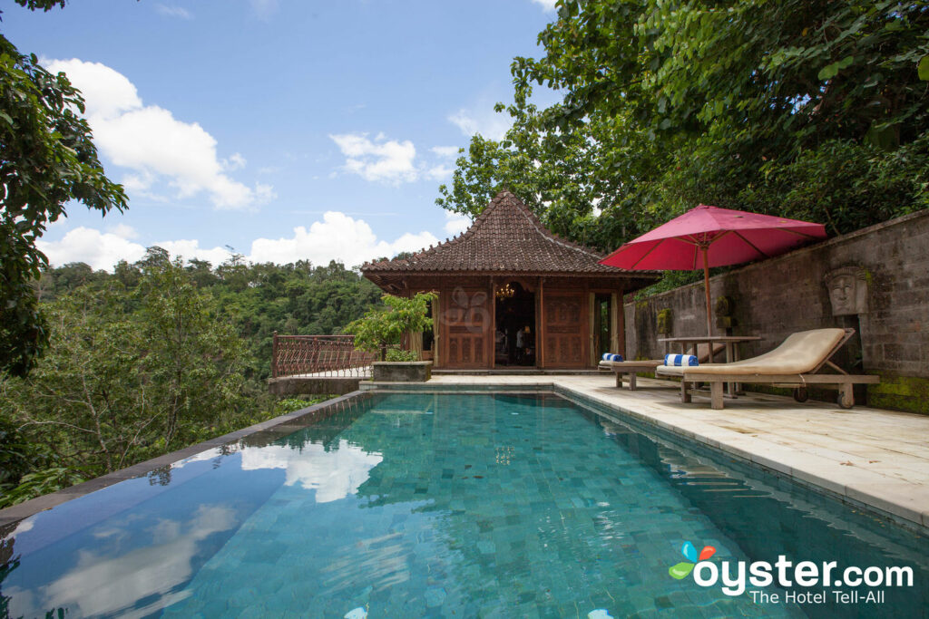 Pool Villa at Ayung Resort Ubud
