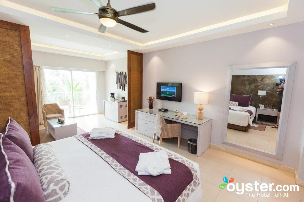 Preferred Club Junior Suite at Secrets Royal Beach Punta Cana