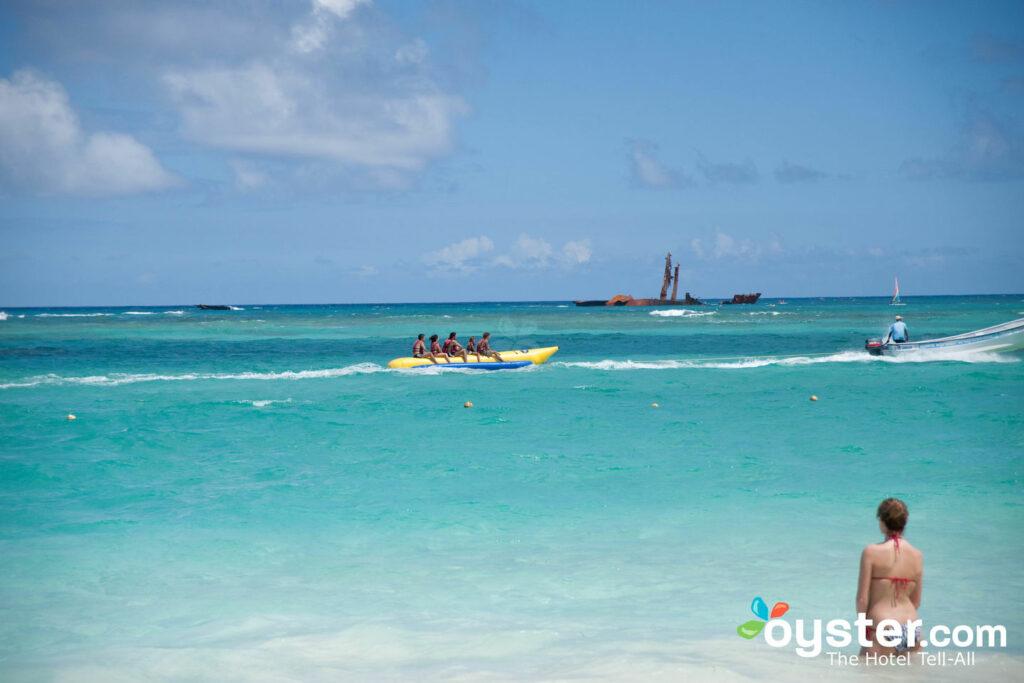 Punta Cana, République Dominicaine / Huître