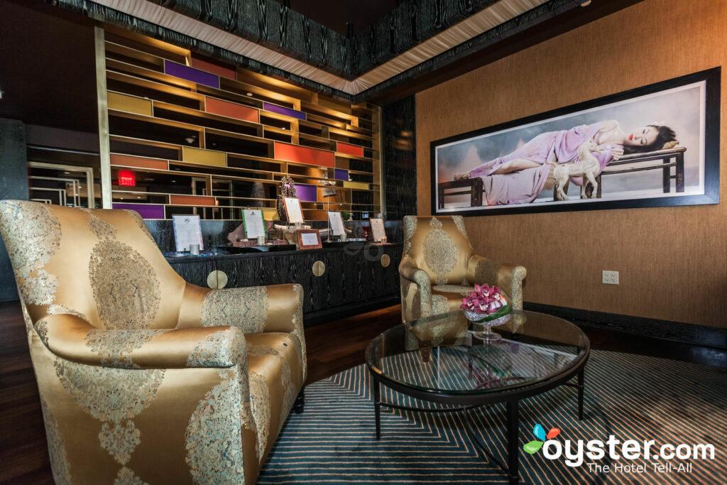 Mandarin Oriental, Las Vegas / Oyster
