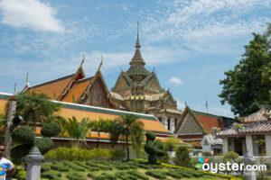 Wat Pho, Bangkok/Oyster