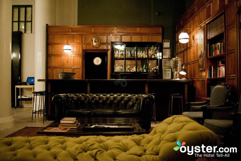 Lobby Bar at the Ace Hotel