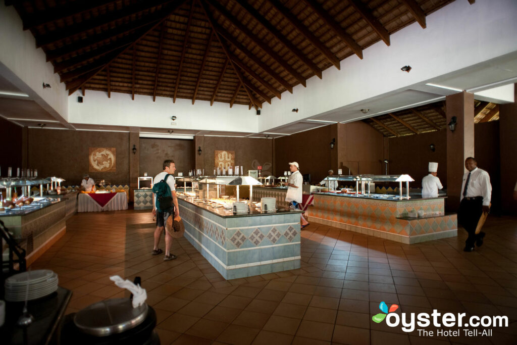 Restaurant at Punta Cana Princess All Suites Resort & Spa