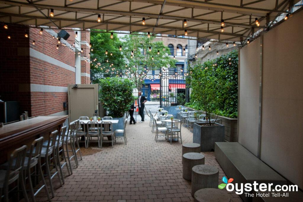 Restaurant/Bar at Soho Grand Hotel