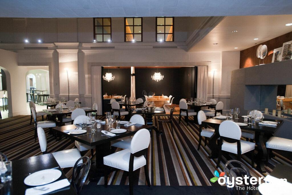 Restaurant at Harrah's Atlantic City Resort