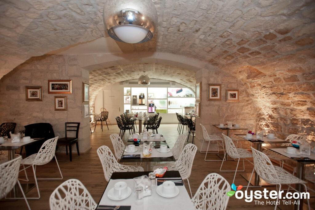 Breakfast Room at the Du Cadran