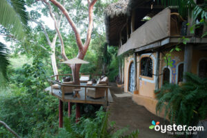 Set on 12 acres, Haramara Retreat is focused on yoga and healthy dining.
