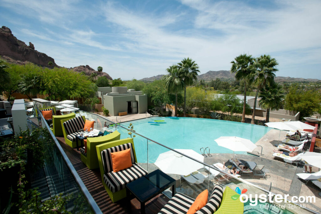 Pool at the Sanctuary on Camelback Mountain Resort & Spa