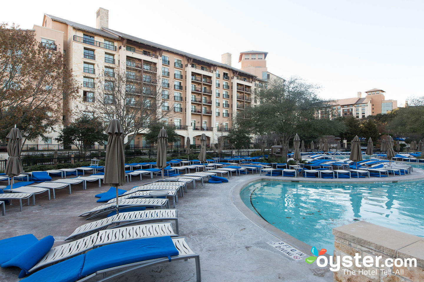 Jw Marriott San Antonio Hill Country Resort Amp Spa Detailed