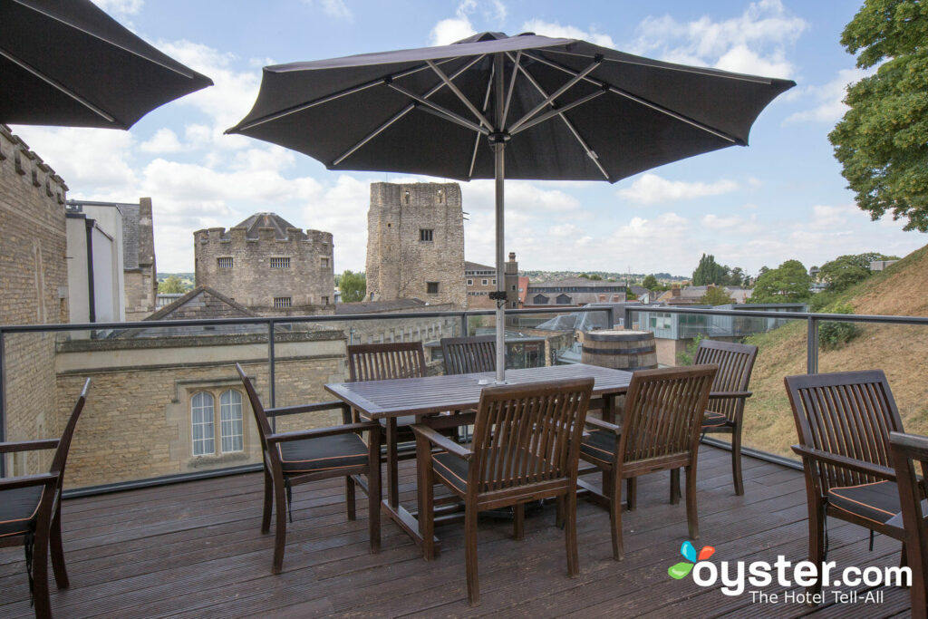 Malmaison Oxford Castle Review What To