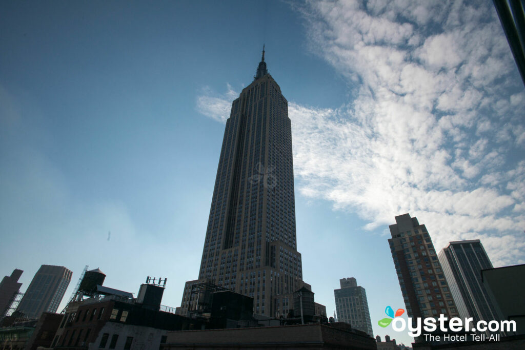 Empire State Building, New York City/Oyster