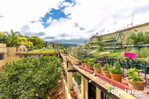 Rooftop at the Hacienda El Santuario, San Miguel de Allende/Oyster