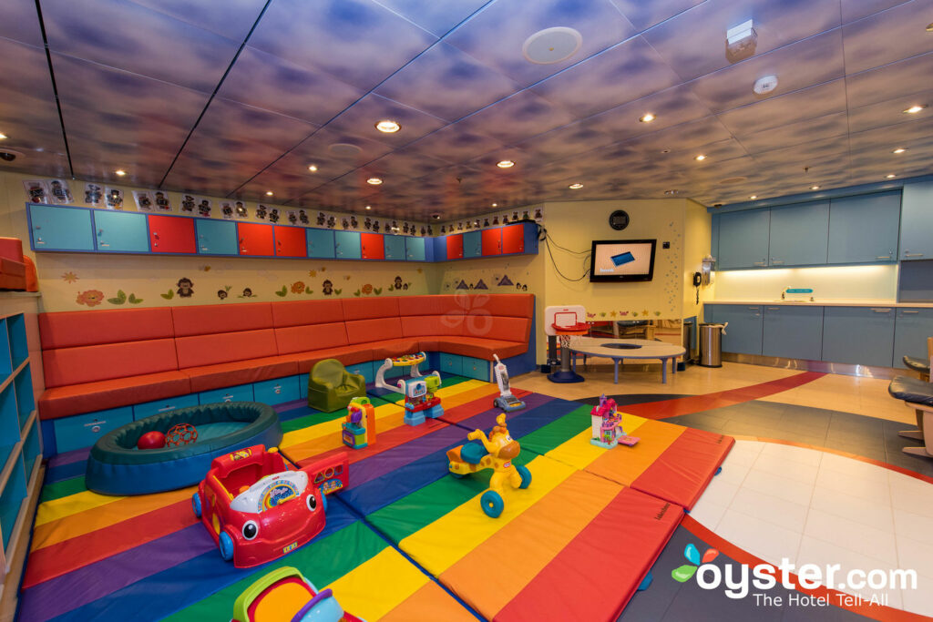 Royal Babies and Tots Nursery on Oasis of the Seas/Oyster