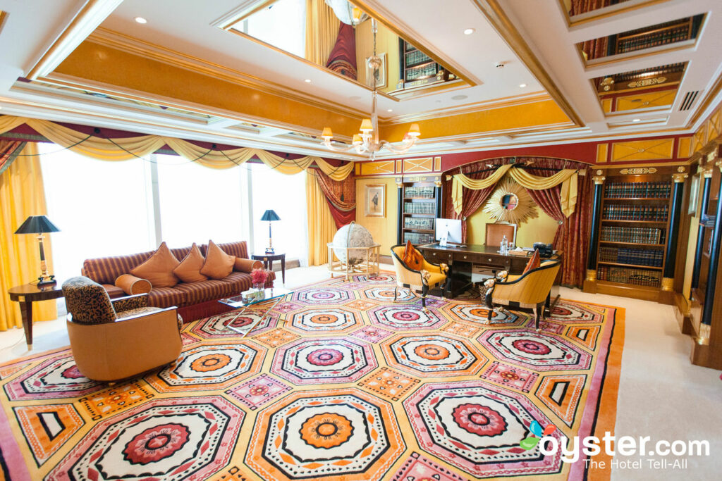 Burj Al Arab Jumeirah Review What To
