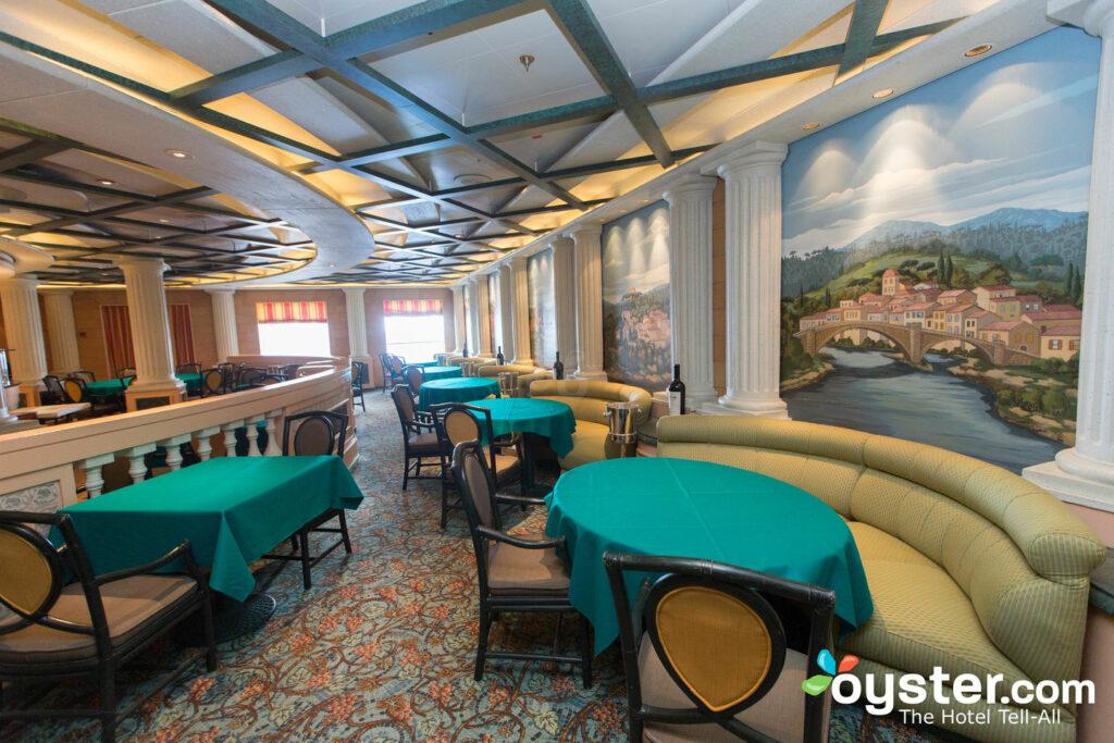 Sabatini's on Caribbean Princess/Oyster