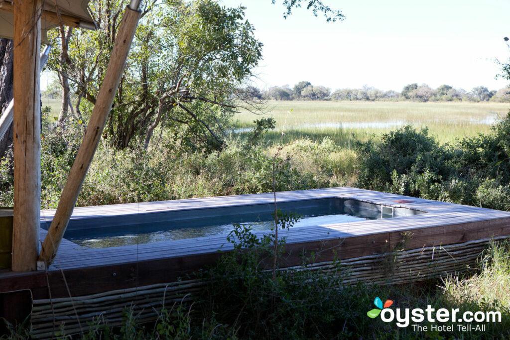 The Safari Tent at the andBeyond Xaranna Okavango Delta Camp