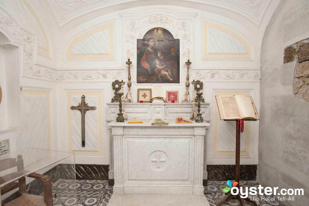 Sala San Giovan Giuseppe no Hotel San Francesco al Monte
