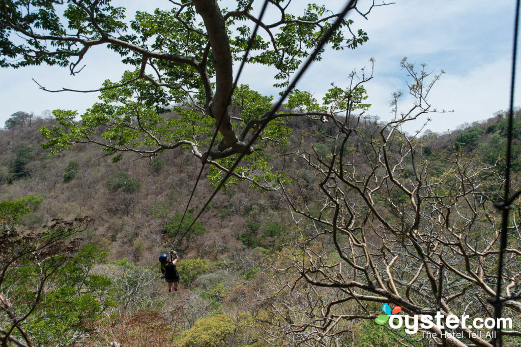 Alguns passeios se concentram em andar de bicicleta ou a pé, enquanto outros incorporam todos os tipos de aventuras ativas, incluindo tirolesa