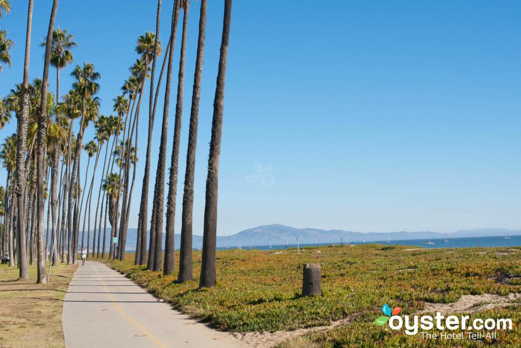 East Beach à Santa Barbara