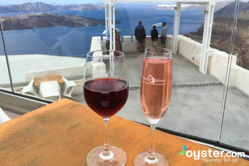Wines at Santo Wines
