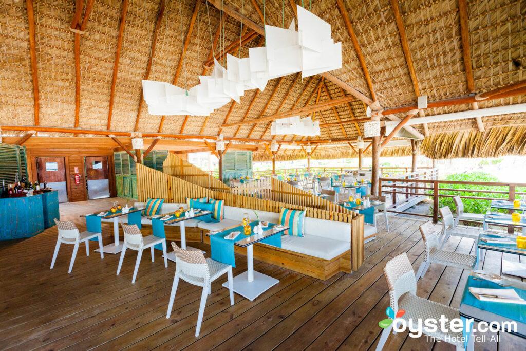 Seaside Grill at Secrets Royal Beach Punta Cana