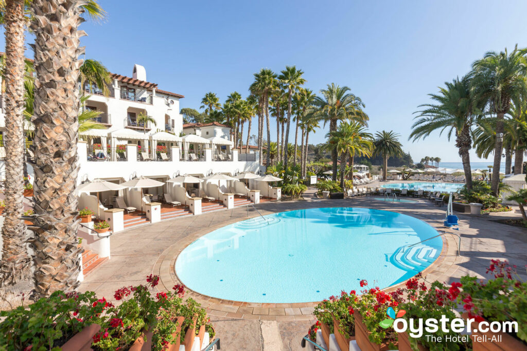 Santa Barbara Hotels >> The Ritz Carlton Bacara Santa Barbara Detailed Review Photos