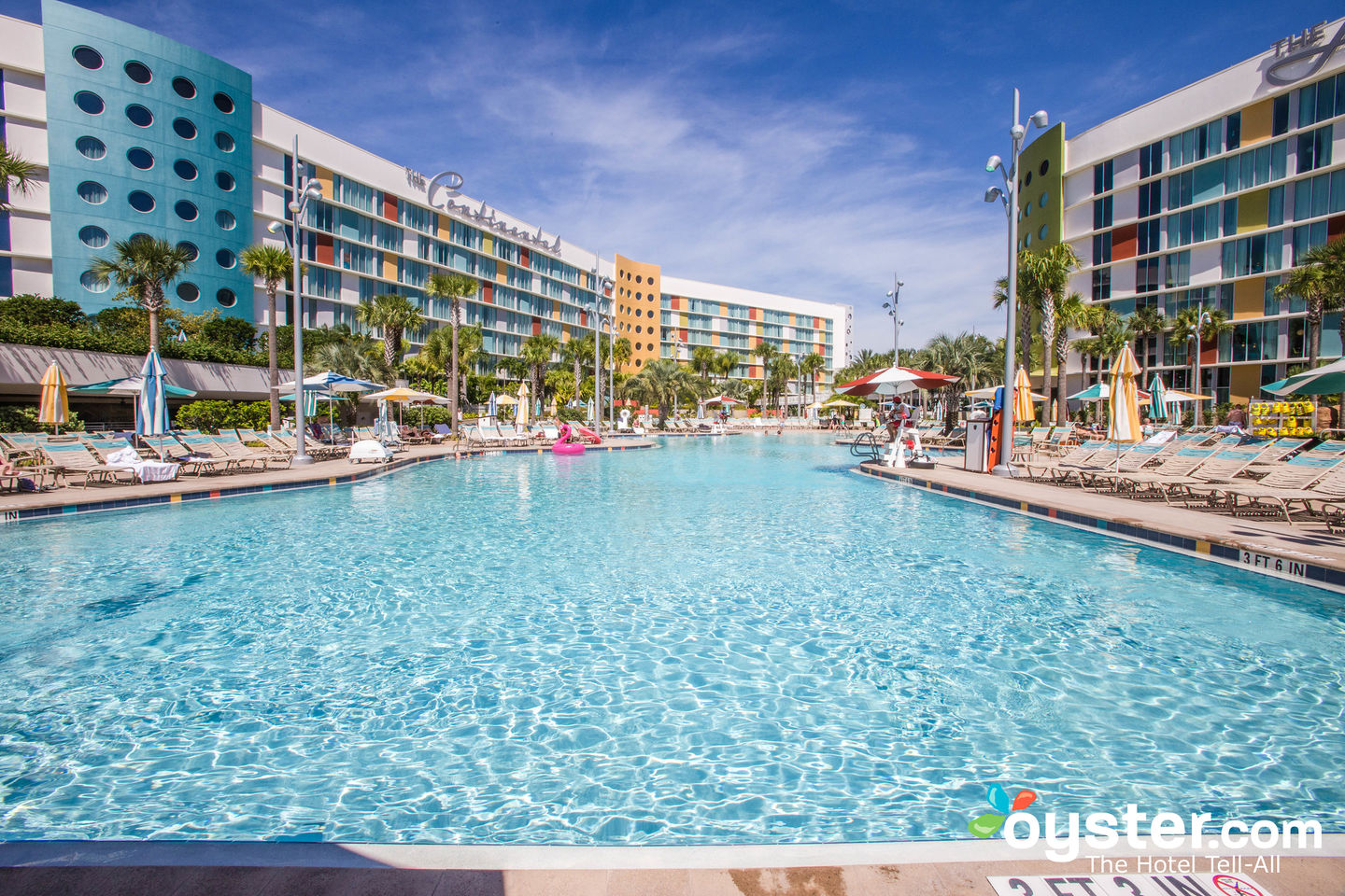 Universals Cabana Bay Beach Resort  The Standard Room at