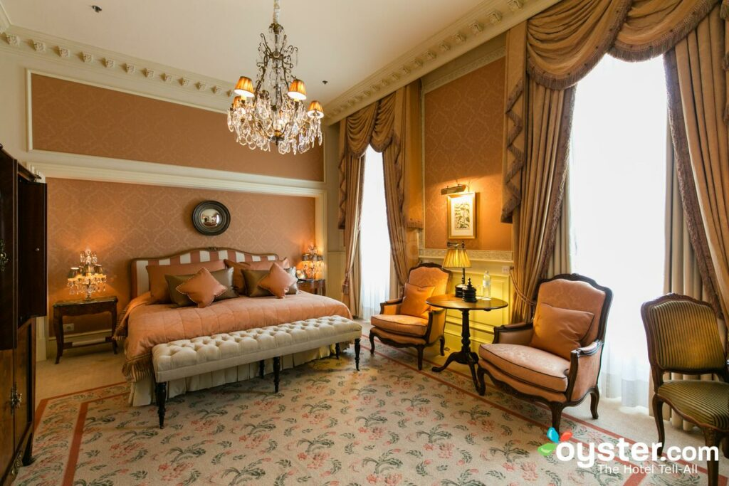 Grand Hotel Wien Detailed Review Photos Rates 2019 Oyster Com