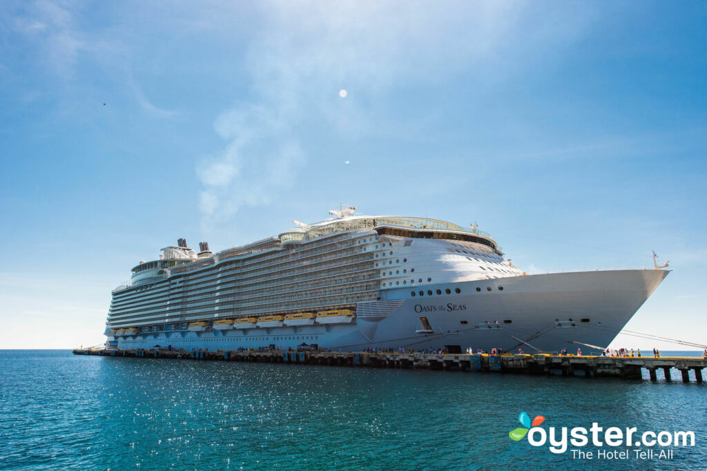 Oasis of the Seas / Oyster
