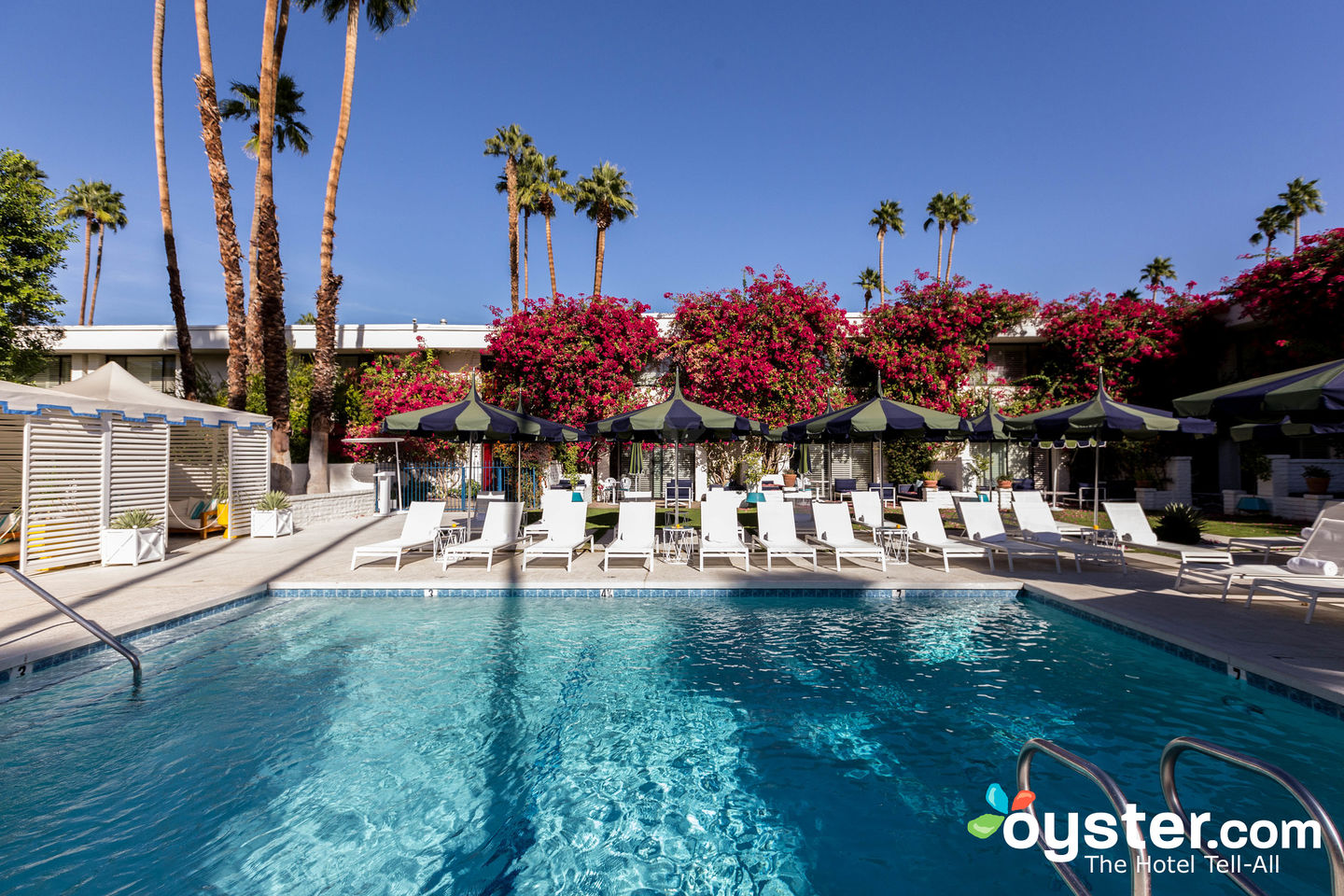Palm Springs Hotels >> The Most Romantic Hotels In Palm Springs Updated 2019 Oyster Com