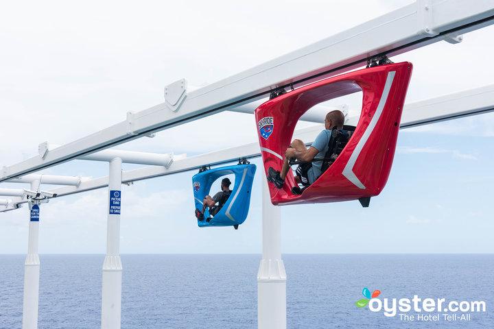 SkyRide on Carnival Horizon/Oyster