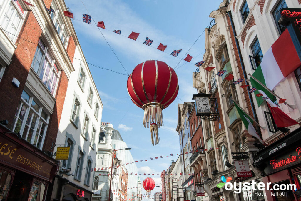 Chinatown, London / Oyster