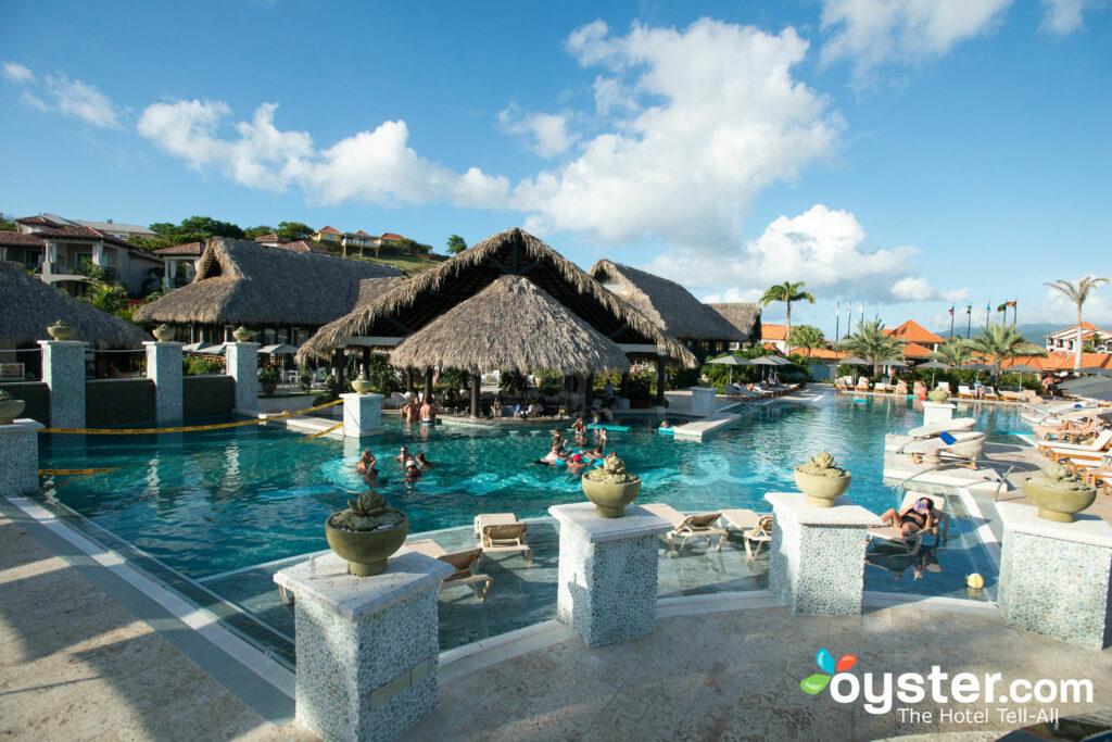 South Seas Village Pool at Sandals Grenada Resort & Spa