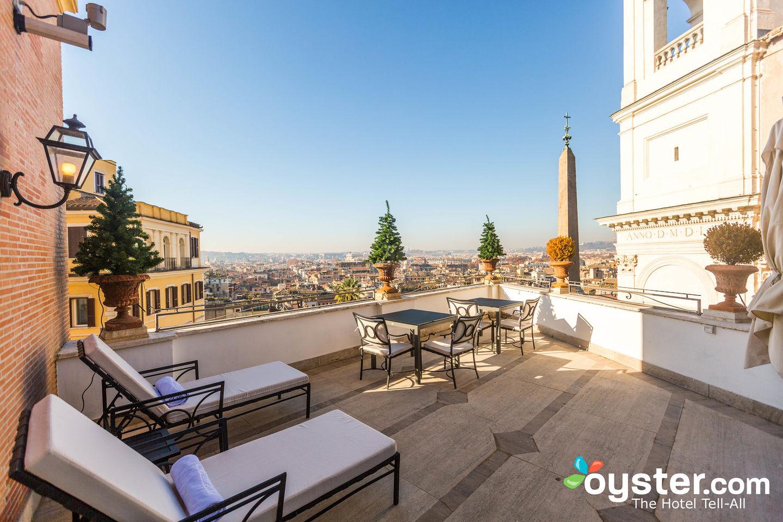I Migliori Hotel Di Lusso A Roma