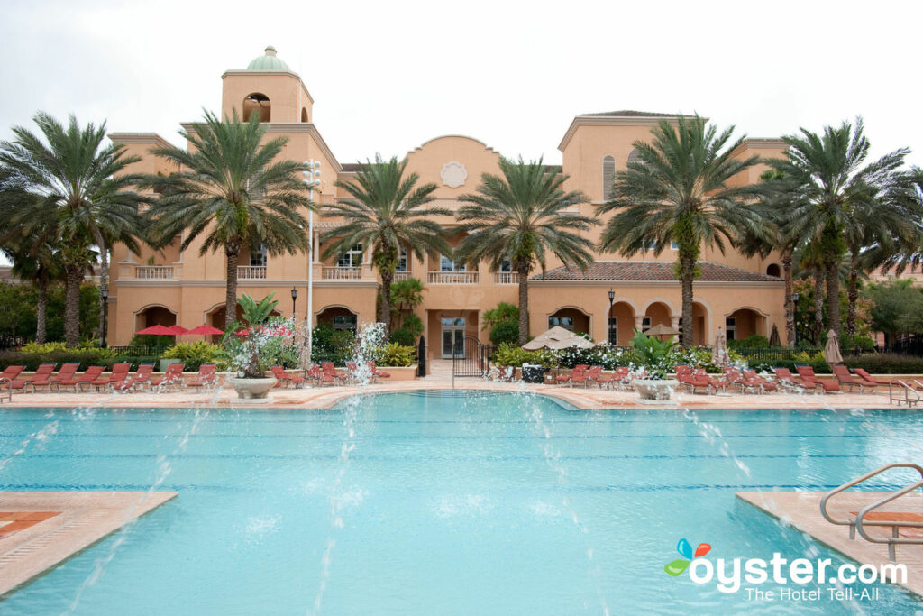 The Ritz-Carlton Orlando, Grande Lakes Detailed Review, Photos ...