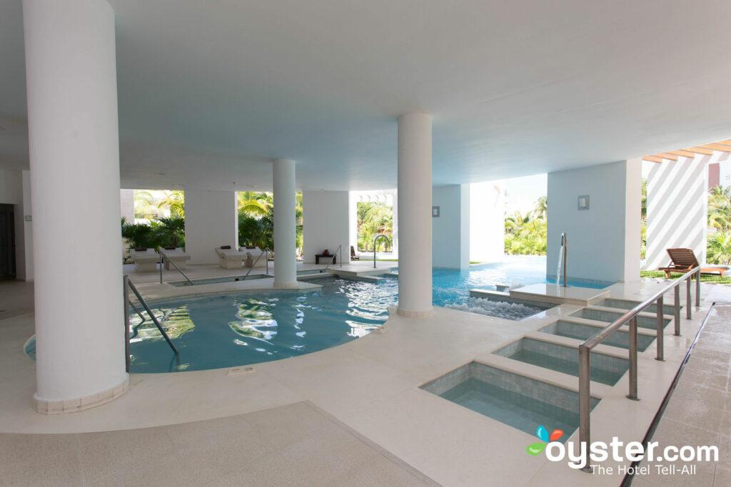 spa at Excellence Playa Mujeres
