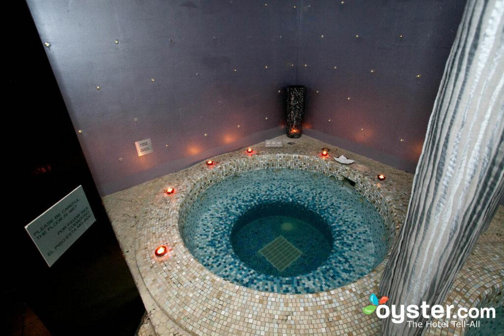 Spa en Temptation Resort Spa Cancun