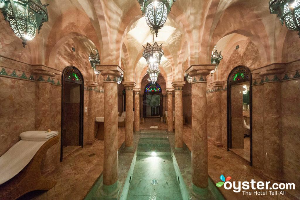 Spa en La Sultana Marrakech
