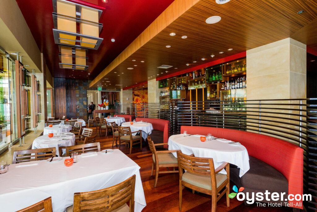 Spago Restaurant at the Four Seasons Resort Maui at Wailea