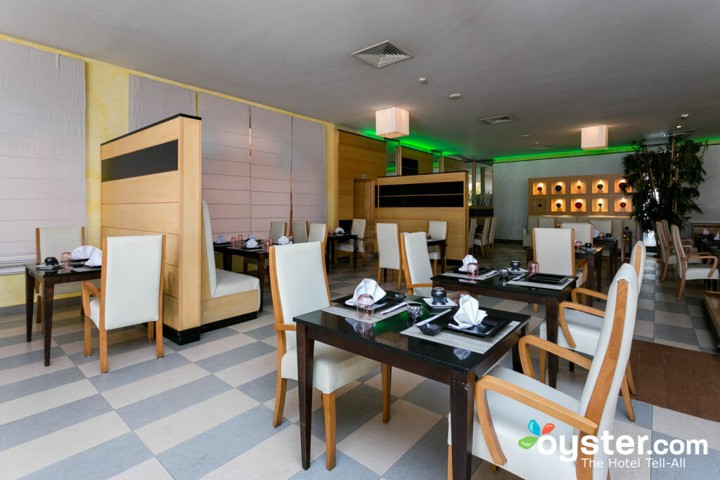 Spice Restaurant at the Excellence Riviera Cancun