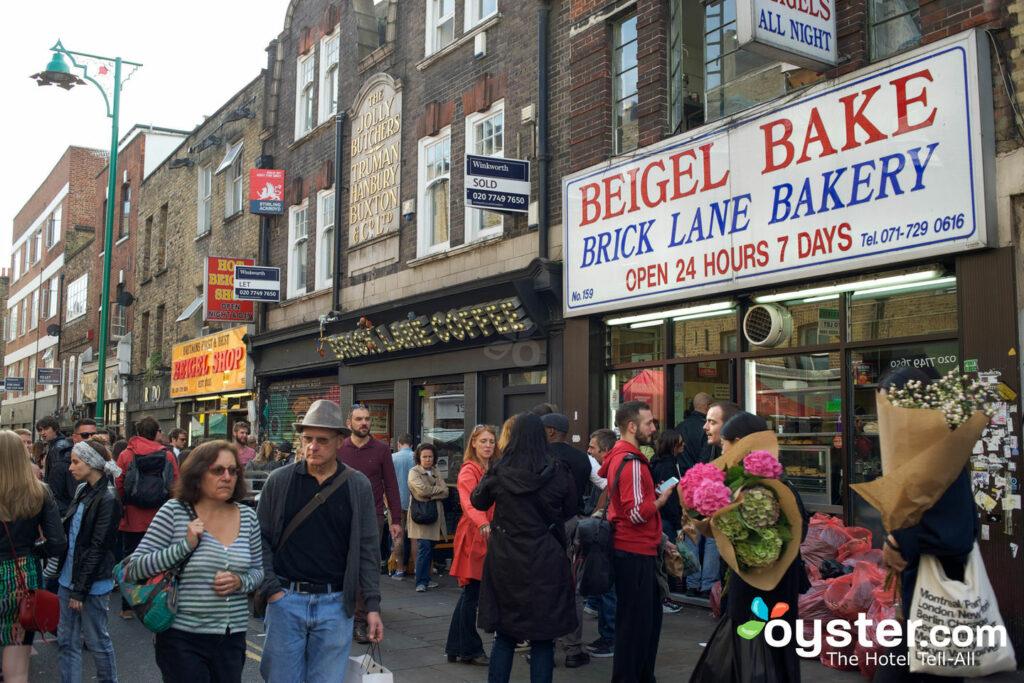 Spitalfields, London/Oyster