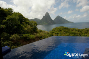 Jade Mountain Resort, St. Lucia/Oyster