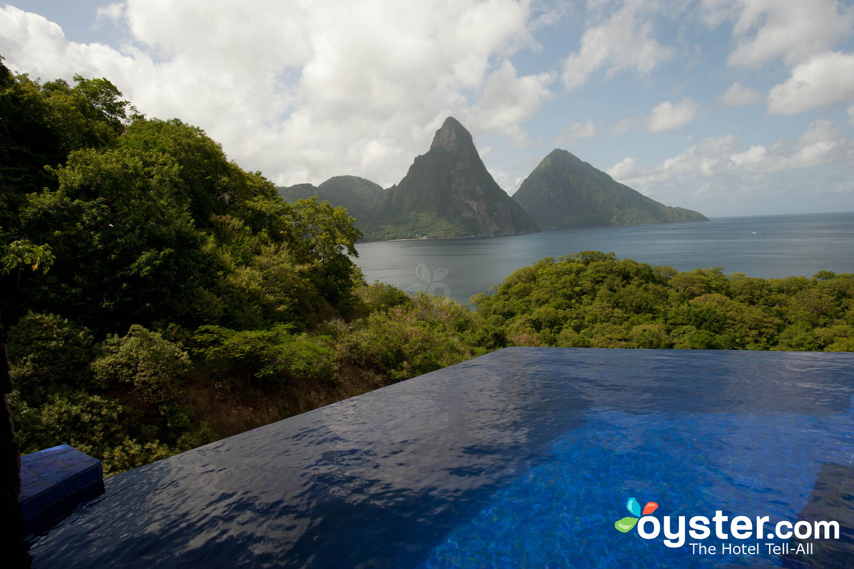 Jade Mountain Resort, St. Lucia/Oyster