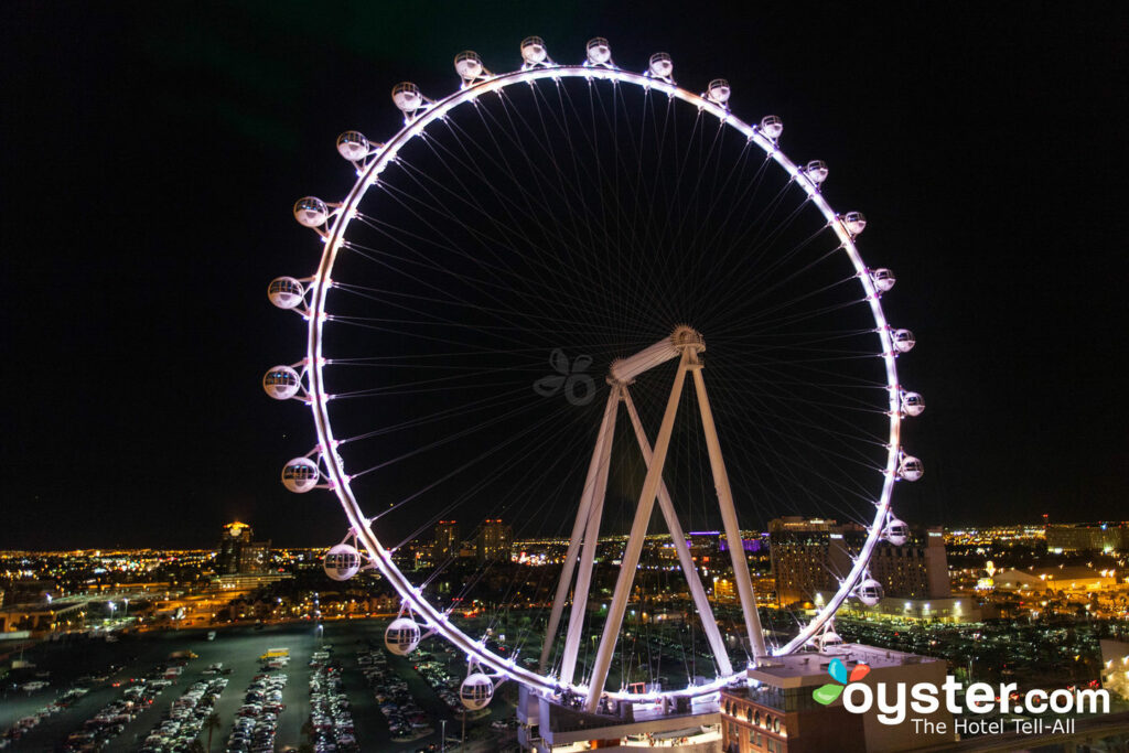 High Roller no LINQ / Oyster