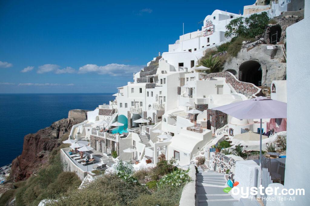 VIP Suites, Oia, Santorini/Oyster