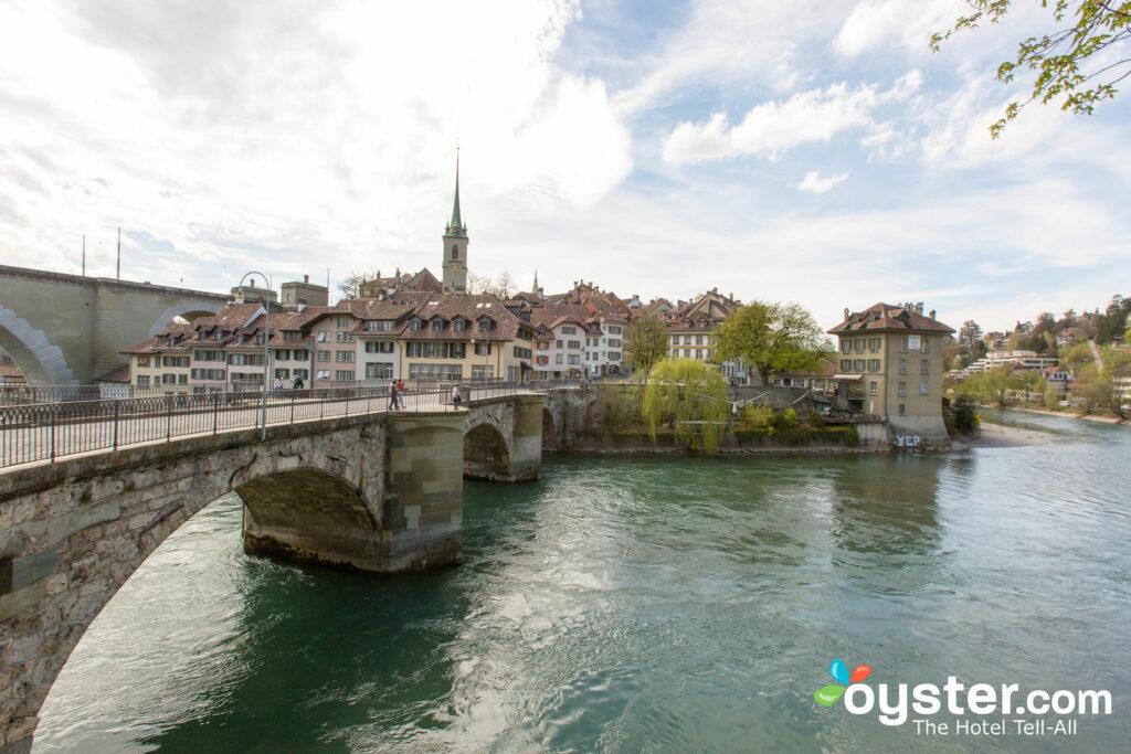 Hotel Landhaus, Bern / Oyster