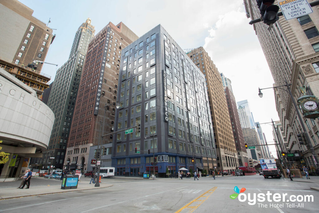 Hotels In Chicago >> Kimpton Hotel Monaco Chicago Review Updated Rates Oct